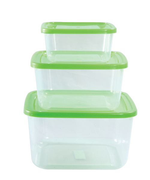 Keep Fresh Square Container