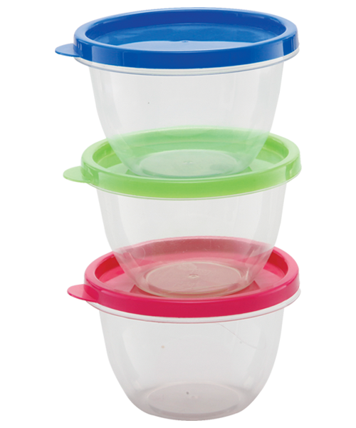 Round Disposable Container
