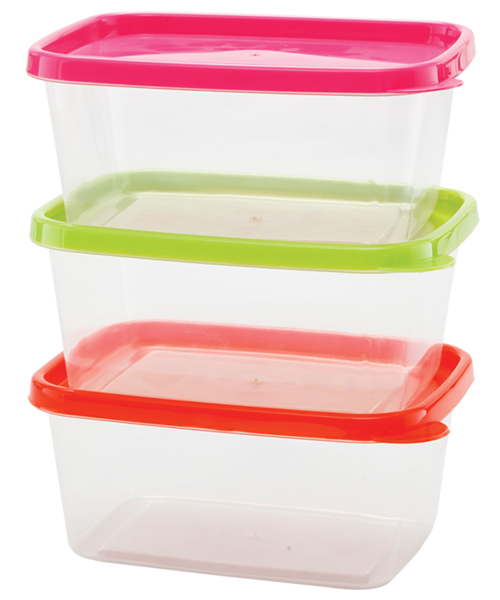 Rectangular Disposable Container