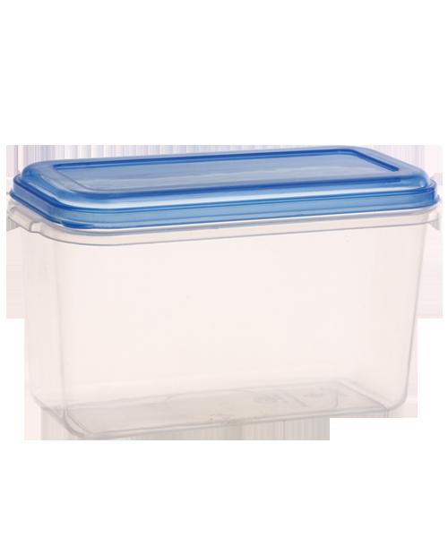 High Rectangular Container