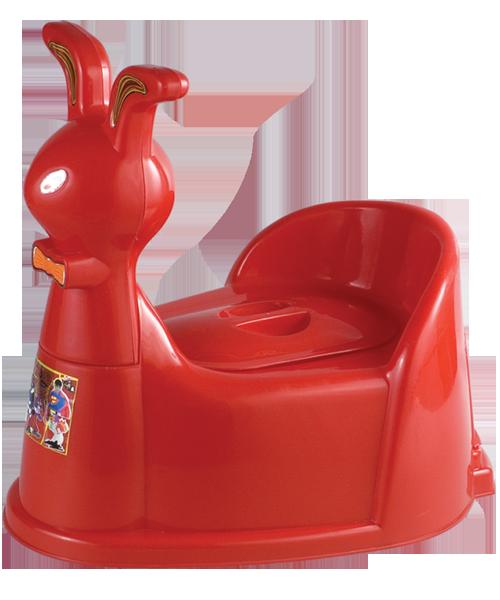 Rabbit Baby Potty