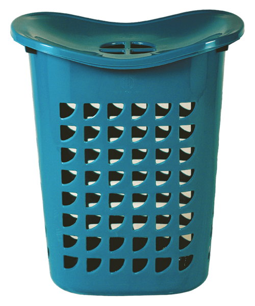Rect  Laundry Basket With Lid