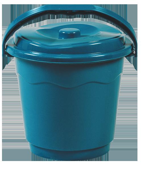 Wave Lid Bucket