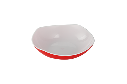 Two Color Cherry Fruit Bowl