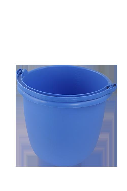 Blue Oval Bucket
