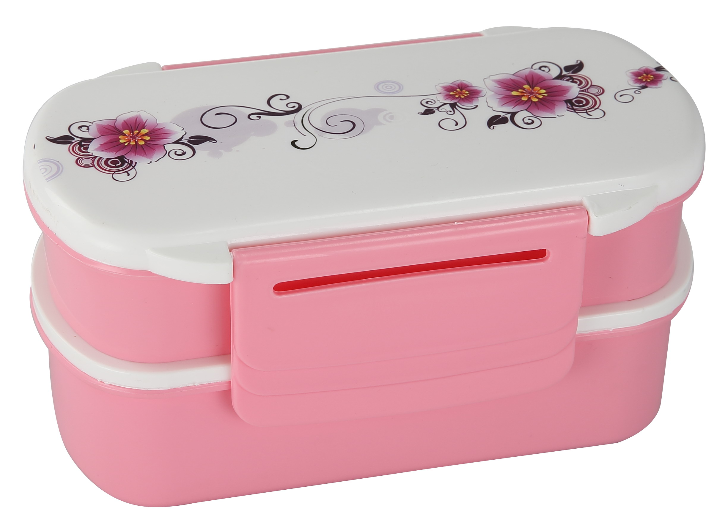 Two Part Double Tiffin Box