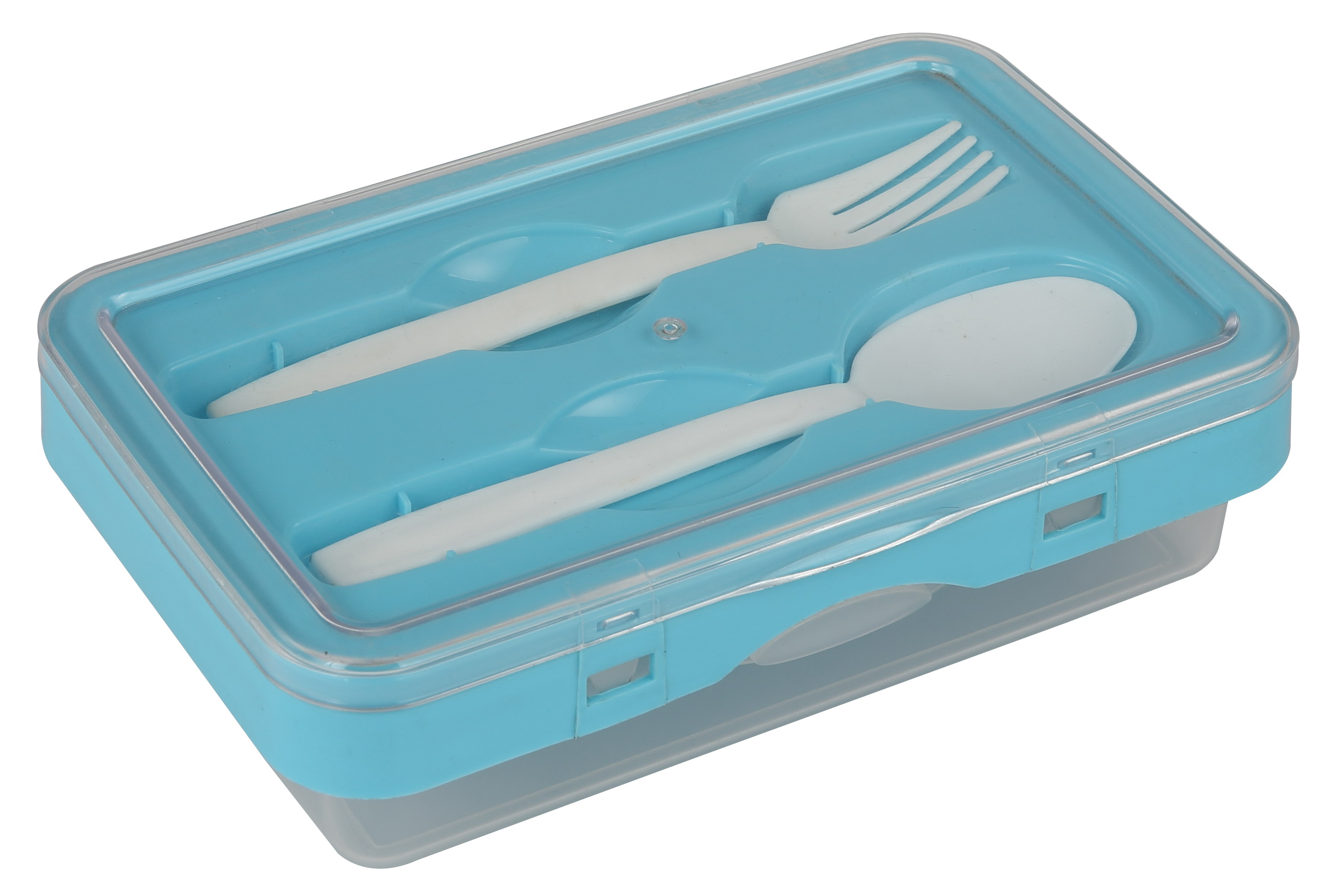 Flip And Lock Tiffin Box