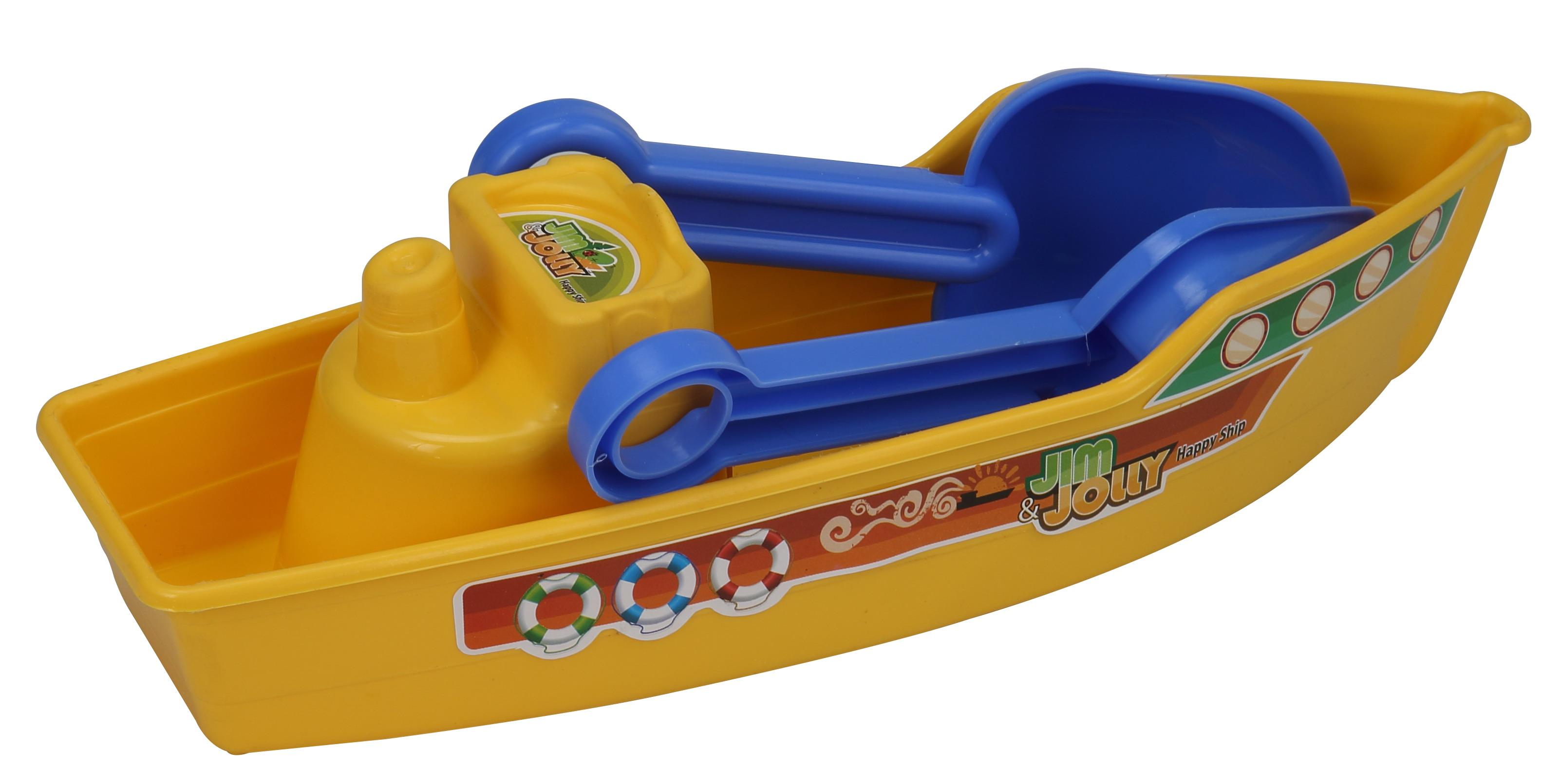 Jim & Jolly Happy Boat